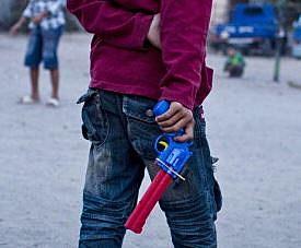Toy Gun Causes Big Problems