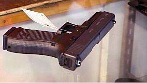 Not actual gun found