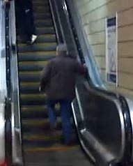 Damn Escalator!